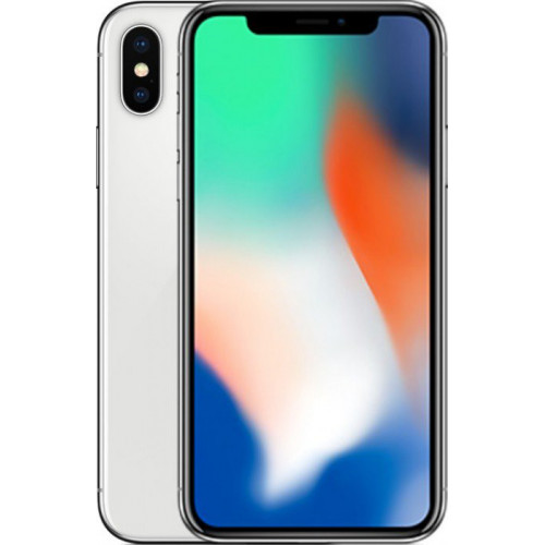 Apple iPhone X 256GB Silver (MQAG2) (Витрина)