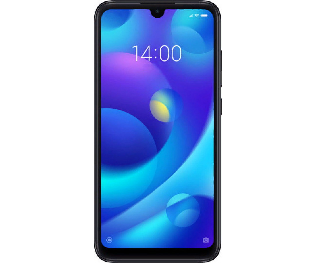 Xiaomi Mi Play 4/64GB Black EU