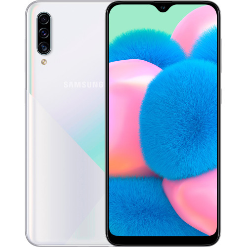 Samsung Galaxy A30s A307F 3/32GB White (SM-A307FZWU)