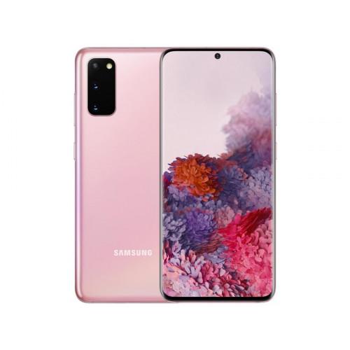 Samsung Galaxy S20 5G SM-G9810 DS 12/128GB Cloud pink
