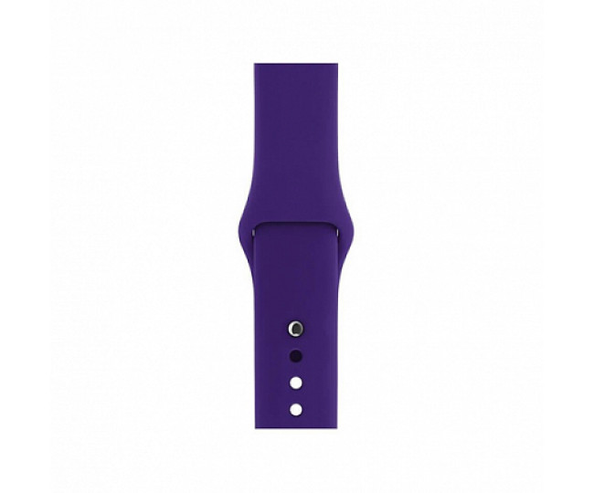 Ремешок Apple Watch 38/40mm Sport Band Ultra Violet