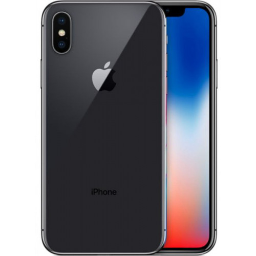 Apple iPhone X 256GB Space Gray (MQAF2) CPO
