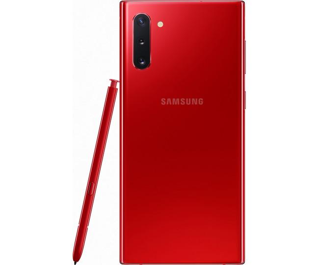 Samsung Galaxy Note 10 SM-N970F 8/256GB Red (SM-N970FZRD)