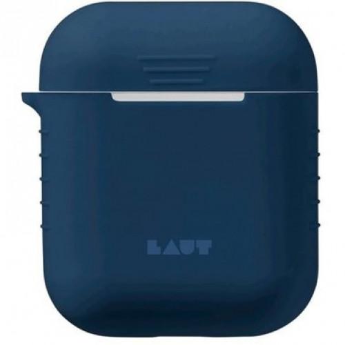 Чехол Airpods LAUT Blue (LAUT_AP_POD_BL)