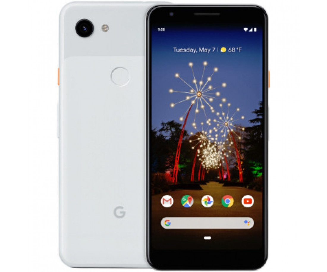 Google Pixel 3a 4/64GB Clearly White