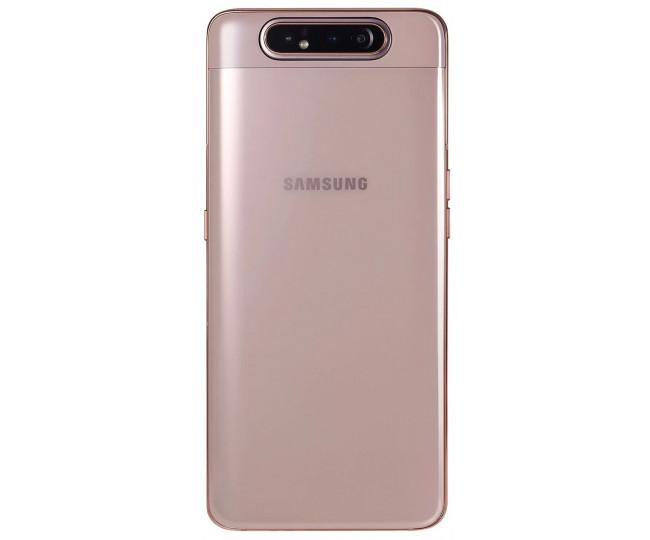 Samsung Galaxy A80 A805F 8/128GB Gold (SM-A805FZDDSEK)(UA UCRF)