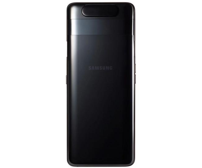 Samsung Galaxy A80 A805F 8/128GB Black (SM-A805FZKDSEK)(UA UCRF)