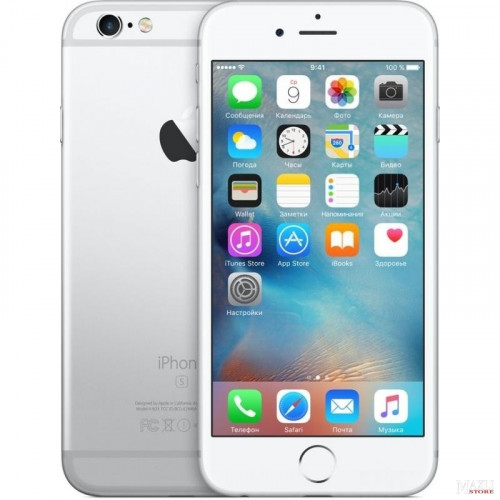 iPhone 6s Plus 16gb, Silver б/у