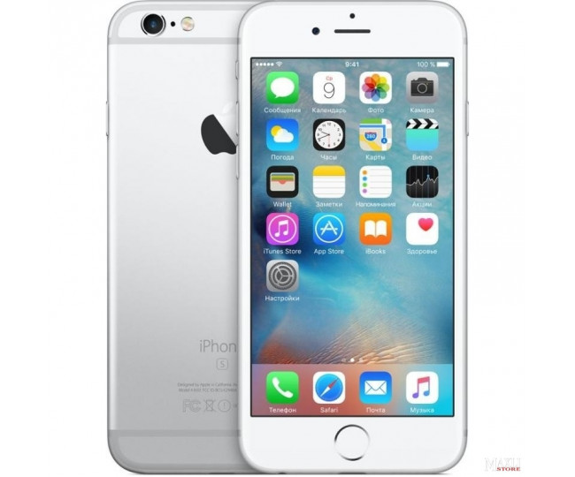 iPhone 6s Plus 32gb, Silver б/у