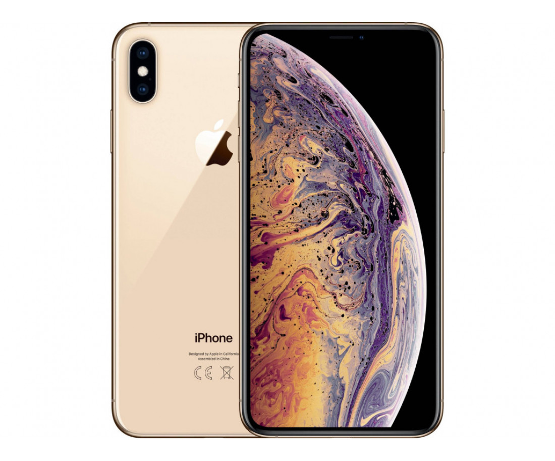 iPhone XS Max 64, Gold б/у