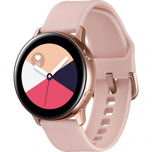 Samsung R500 Galaxy Watch Active Rose Gold