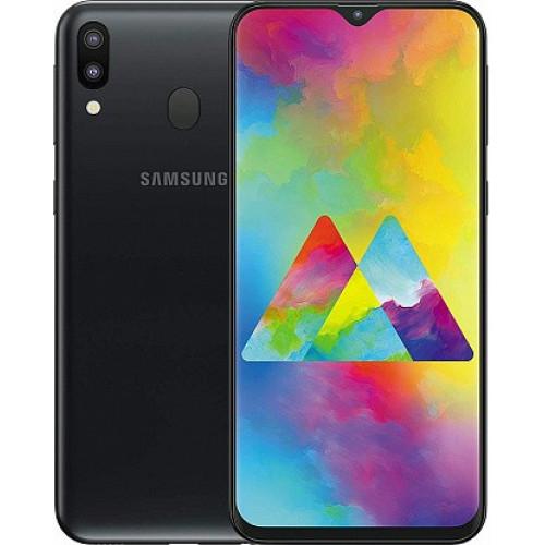 Samsung Galaxy M20 2019 M205F 4/64Gb Dark Grey (SM-M205FDAWSEK) (UA UCRF)