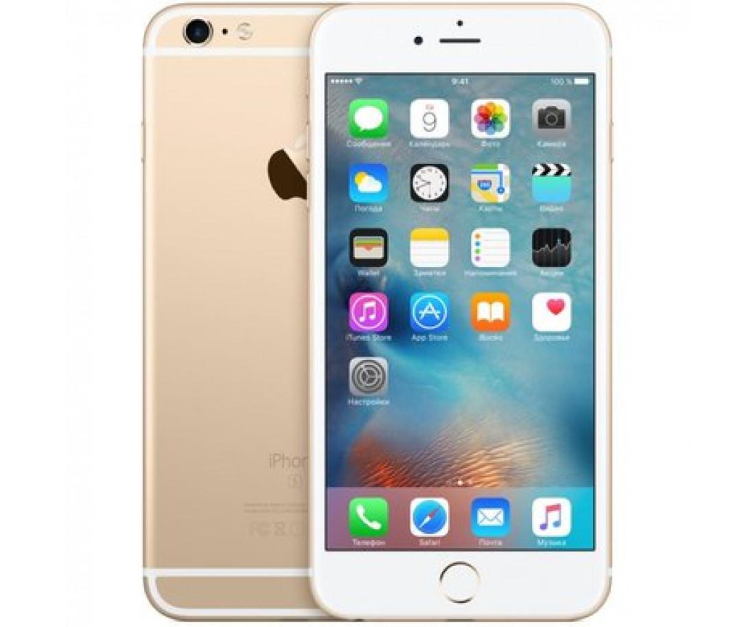 iPhone 6s Plus 32gb, Gold б/у