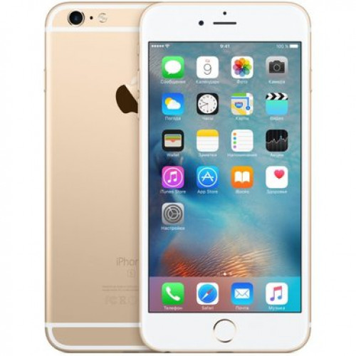 iPhone 6s Plus 16gb, Gold б/у