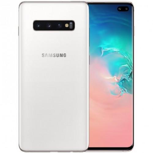 Samsung Galaxy S10 Plus SM-G975 DS 512GB Ceramic White (SM-G975FCWG)