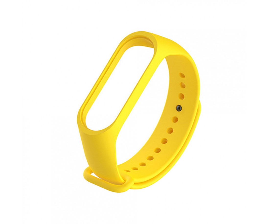Xiaomi Mi Band 3/4 Wrist Strap Yellow