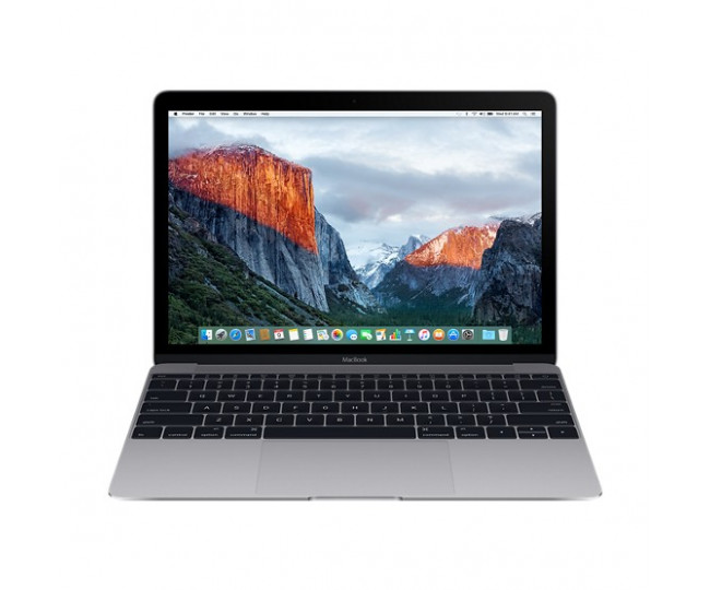 Apple MacBook 12 Space Grey 2017 (MNYF2) б/у