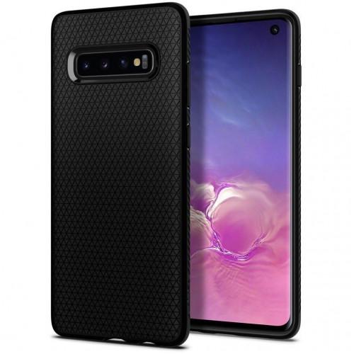 Spigen Samsung Galaxy S10+ G975 Liquid Air Matte Black (606CS25764)