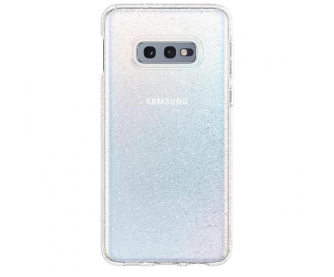Spigen Samsung Galaxy S10e G970 Liquid Crystal Glitter Crystal Quartz (609CS25834)