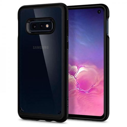 Spigen Samsung Galaxy S10E G970 Ultra Hybrid Matte Black (609CS25839)