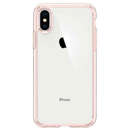 Spigen iPhone XS Ultra Hybrid Rose Crystal 063CS25117