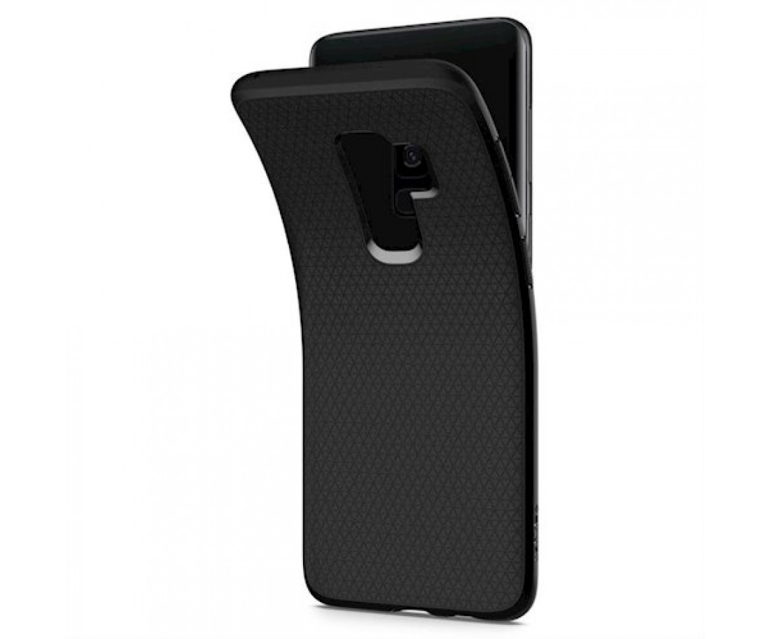 Spigen Samsung Galaxy S9 Plus Case Liquid Air Black 593cs22920