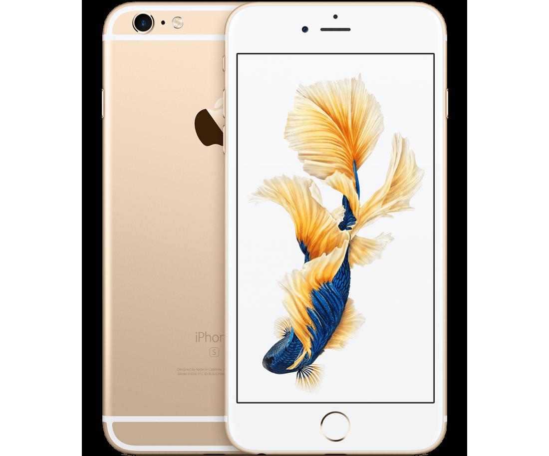 iPhone 6s Plus 128gb, Gold б/у
