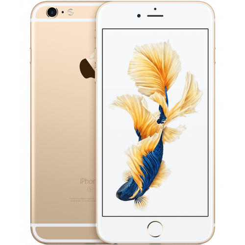 iPhone 6s Plus 128gb, Gold б/у