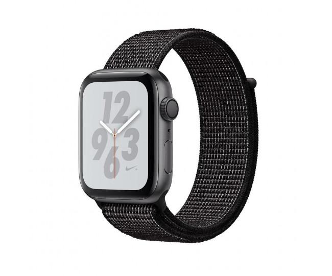 Apple Watch Nike Series 4 GPS LTE 40mm Gray Alum. w. Anthracite/Black Nike Sport b. Gray Alum. (MTXH2 / MTX92)