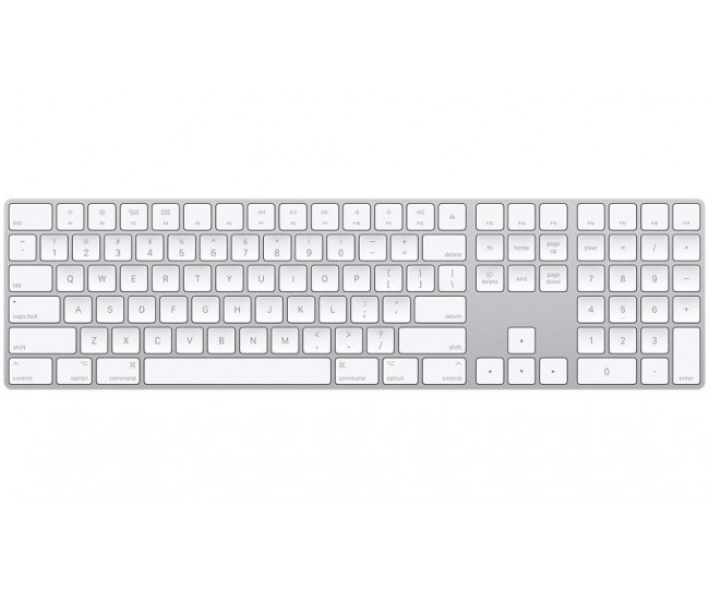Клавиатура Apple Magic Keyboard with Numeric Keypad (MQ052) Уценка