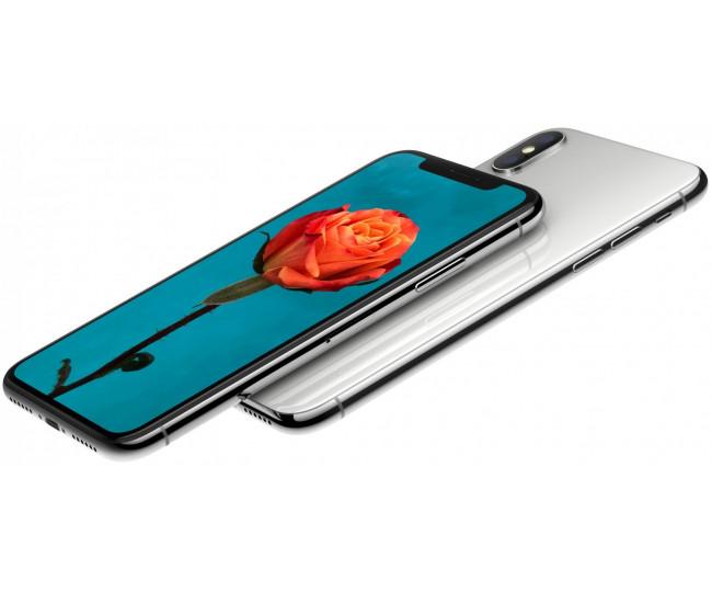 Apple iPhone X 256GB Silver (MQAG2) CPO