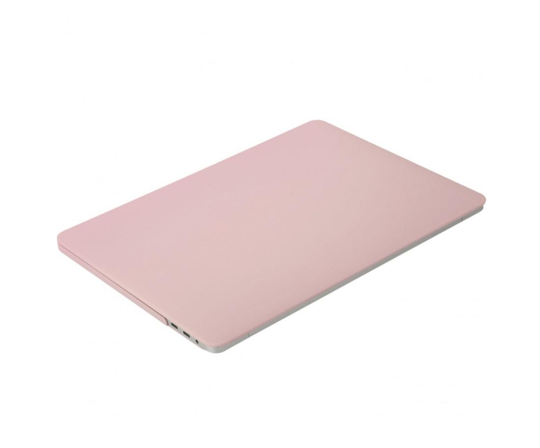 Чехол-Накладка WIWU Hardshell Case Leather для MacBook Pro 13 2016 Pink