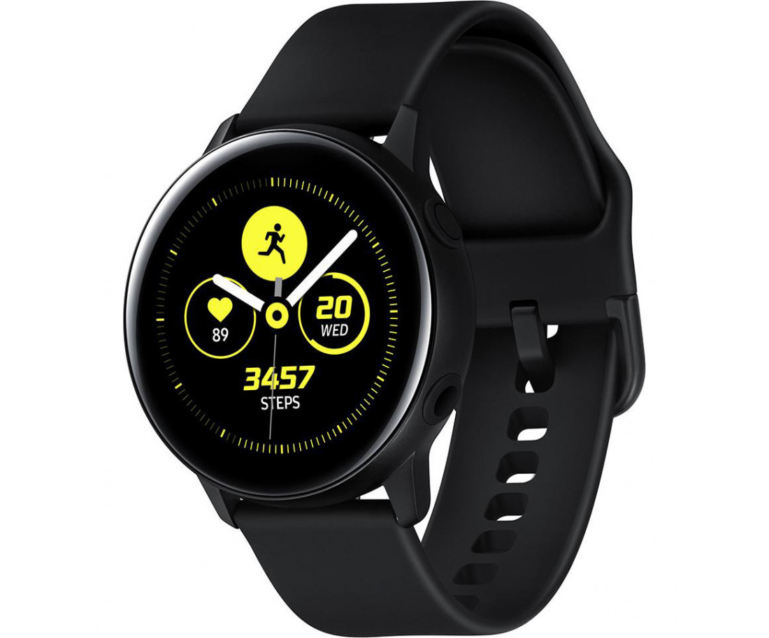 Samsung R500 Galaxy Watch Active Black