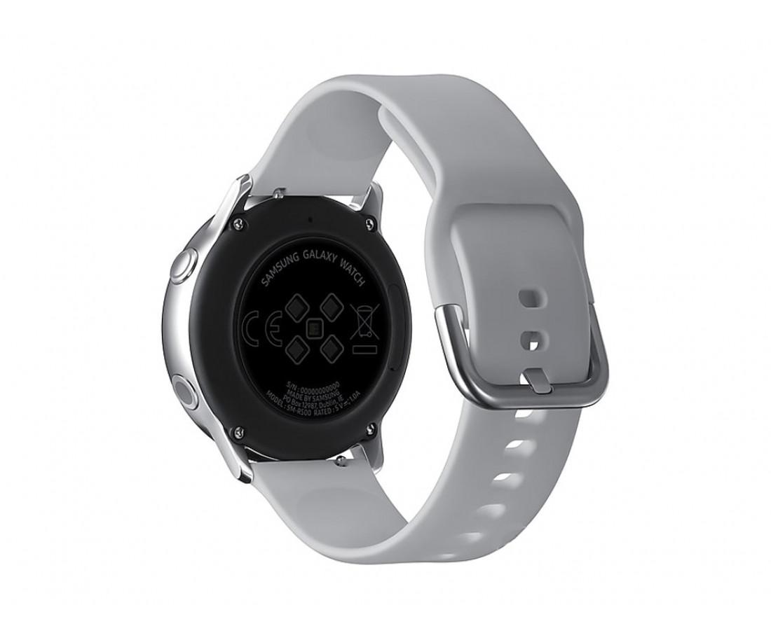 Samsung R500 Galaxy Watch Active Silver