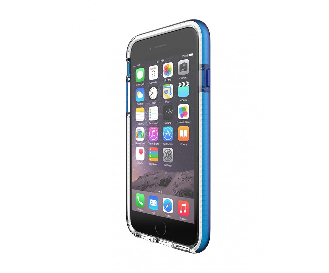 Чехол Evo Band для iphone 6/6s Blue/White