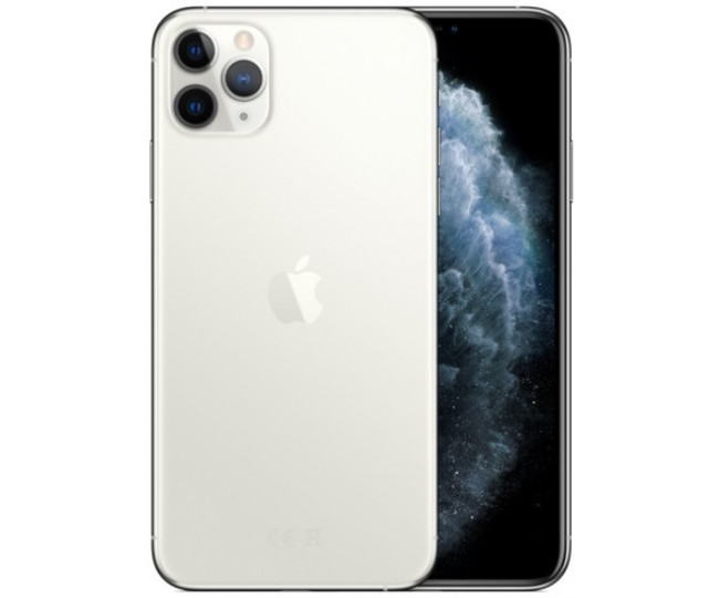 Apple iPhone 11 Pro 512GB Silver (MWCT2)