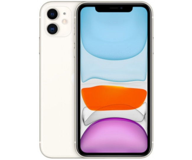 Apple iPhone 11 Dual SIM  128GB White