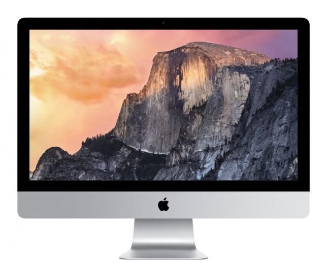 Apple iMac 27  5K (MF866) 2014 5/5 Custom