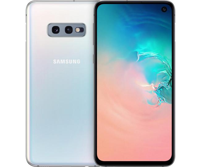 Samsung Galaxy S10e 2019 G970F 6/128Gb White б/у