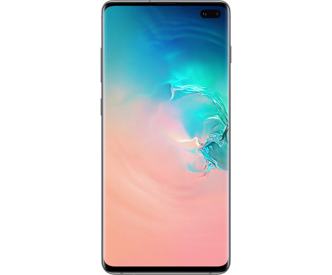 Samsung Galaxy S10 Plus SM-G975 DS 1TB White
