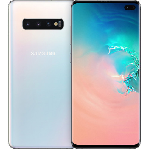 Samsung Galaxy S10 Plus SM-G975 DS 1TB White