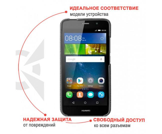 Чехол для телефона Airon Premium для Huawei Y6 PRO LTE Black