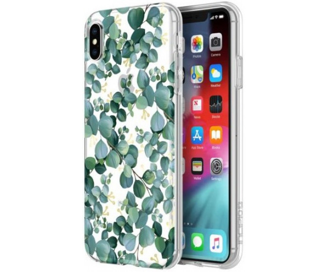 Чехол для смартфона Incipio Design Series for iPhone XS Max Classic Eucalyptus (IPH-1765-EUC)