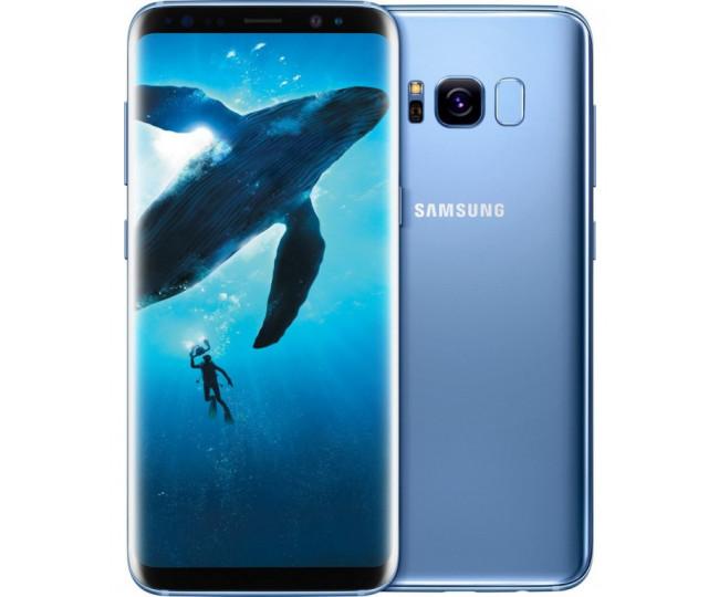 Samsung Galaxy S8  G955F SS 4/64GB Coral Blue