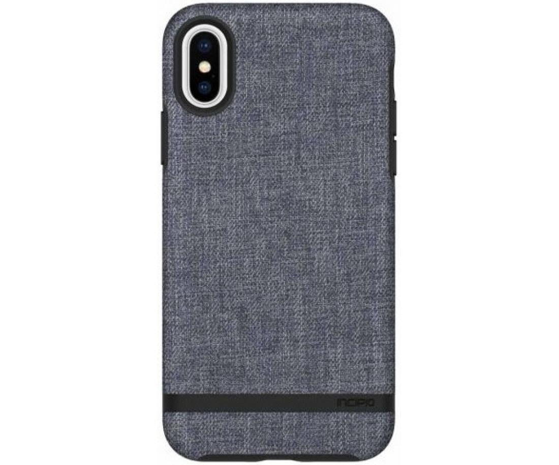 Чехол для iPhone XS Max (6.5'') Incipio Esquire Series - Blue (IPH-1764-BLU)