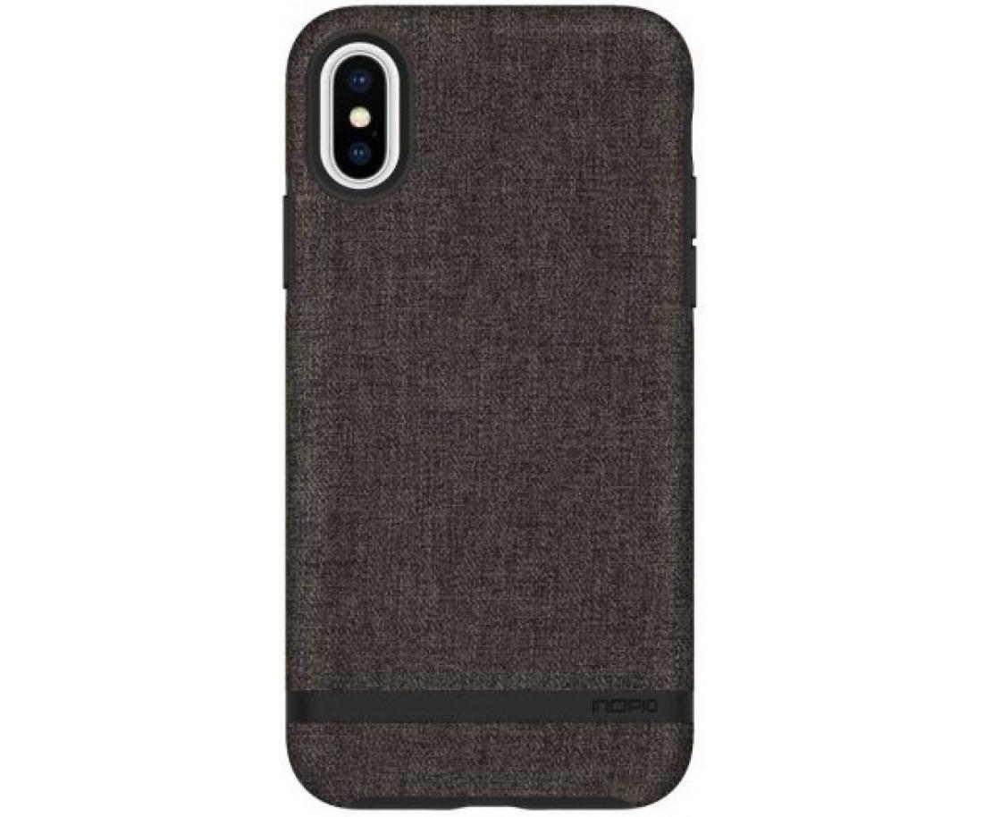 Чехол для iPhone XS Max (6.5'') Incipio Esquire Series - Gray (IPH-1764-GRY)