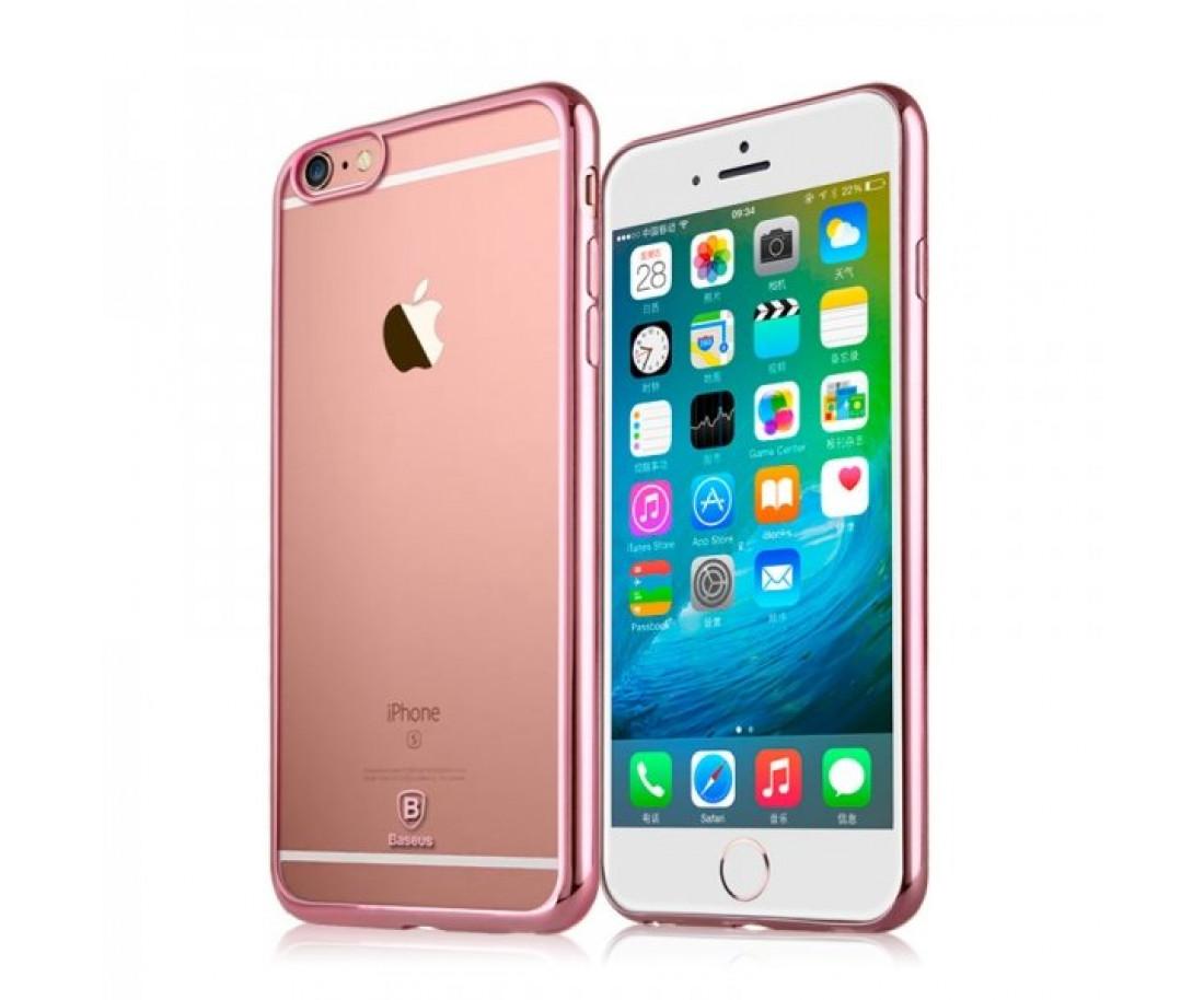 Чехол Baseus Shining для iPhone 6/6s RG