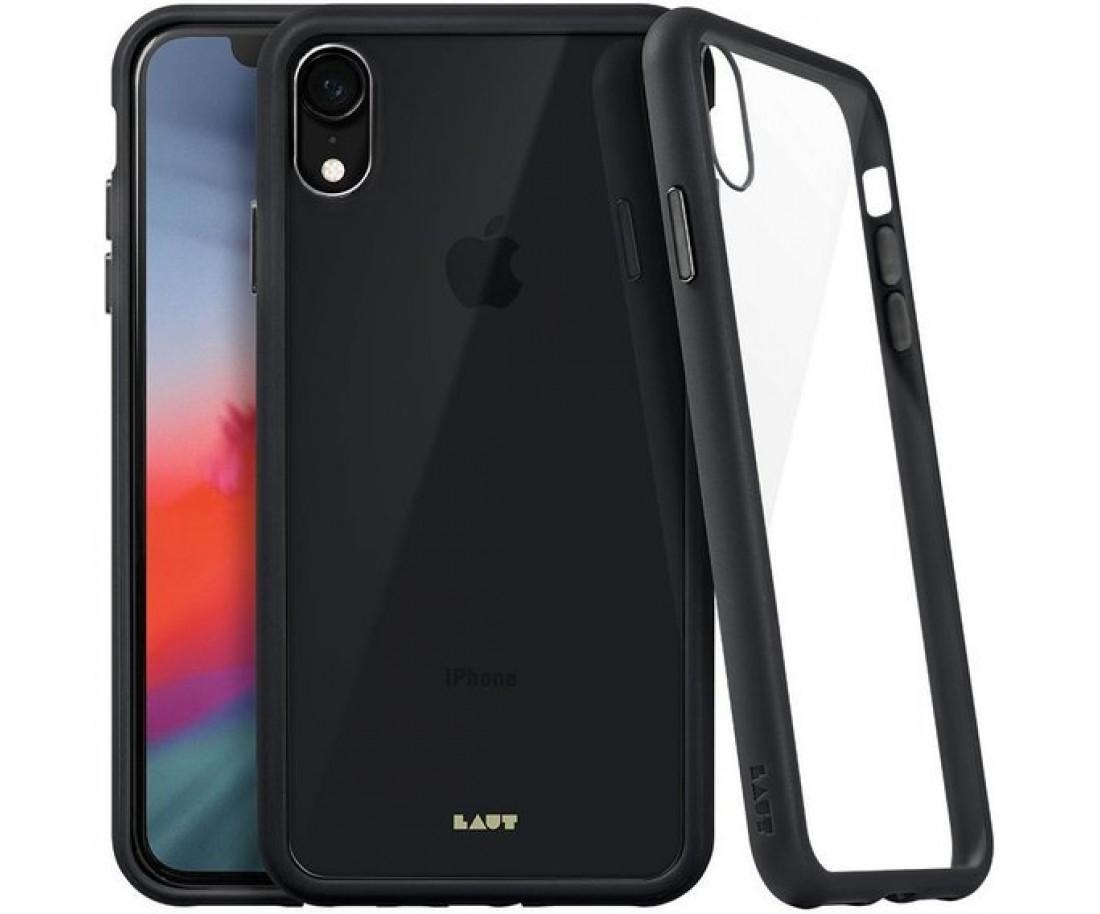 Чехол для iPhone XS Max LAUT LAUT_IP18-L_AC_BK