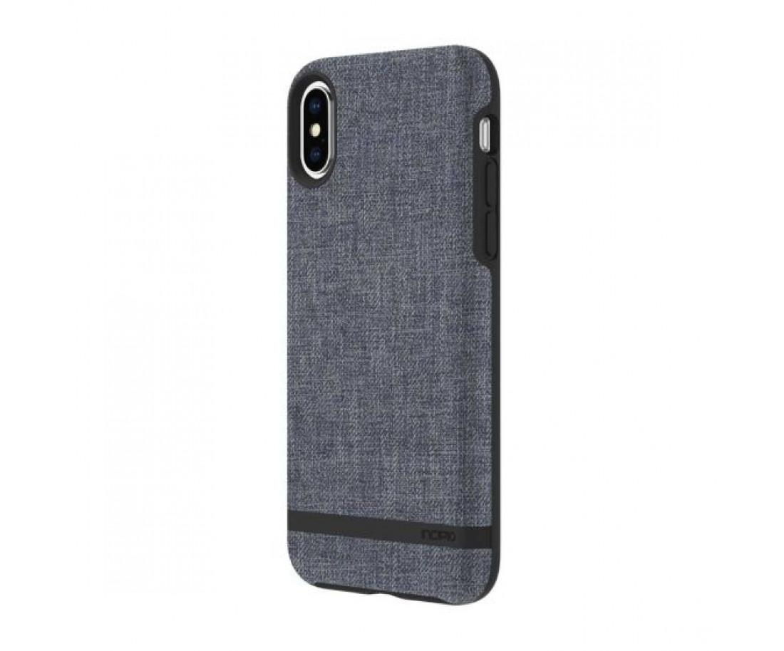 """Чехол для iPhone XS (5.8"""") Incipio Esquire Series - Blue (IPH-1783-BLU)"""
