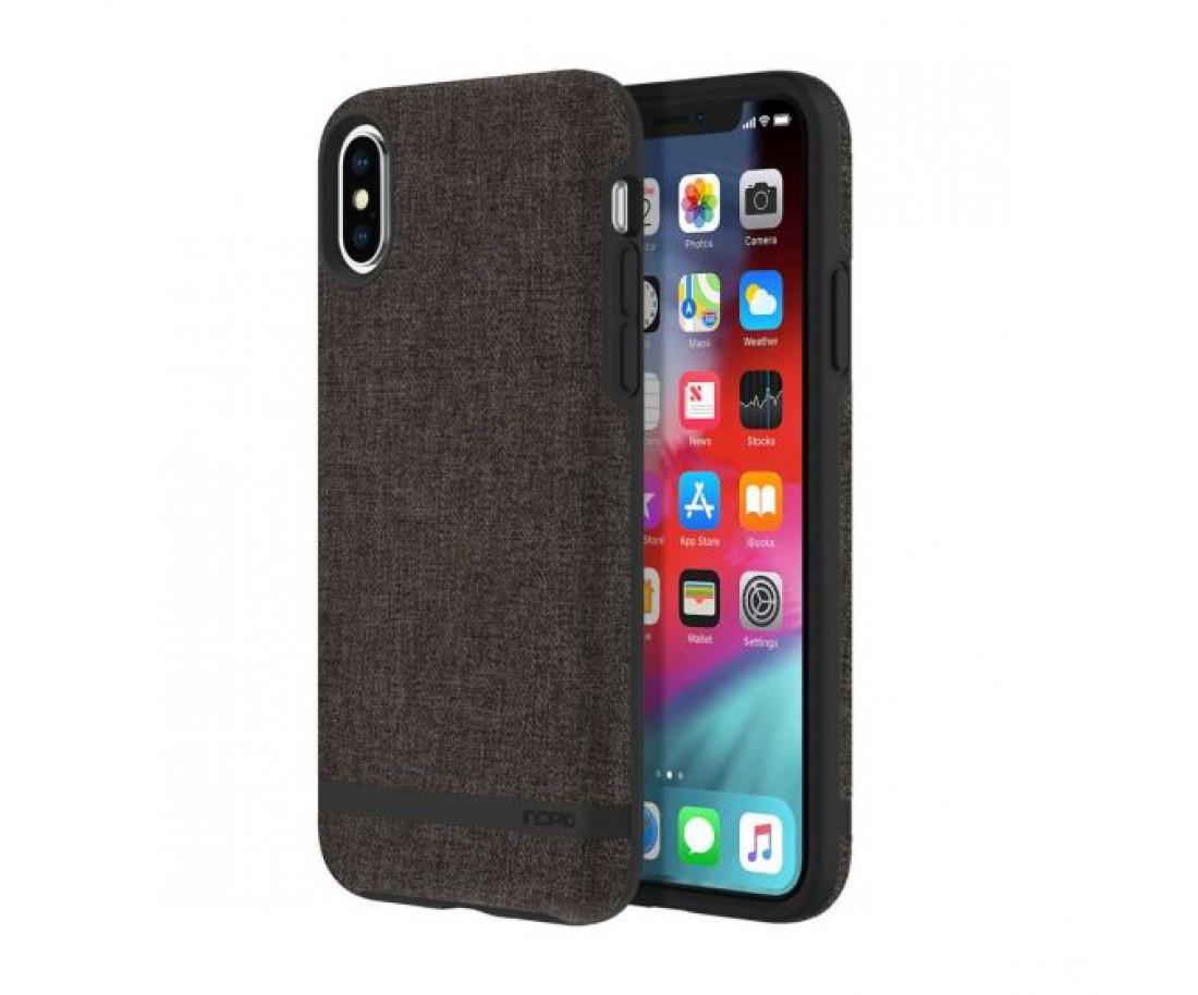 """Чехол для iPhone XS (5.8"""") Incipio Esquire Series - Grey (IPH-1783-GRY)"""
